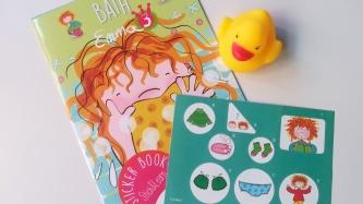 Sticker Book & stickers